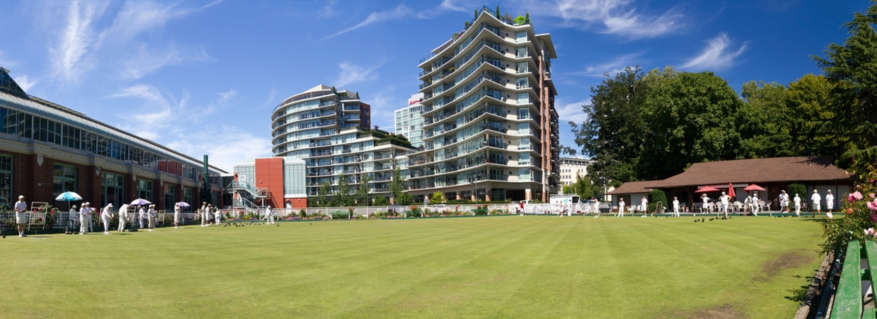 welcome downtown lawn bowling